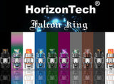 (Pre-Order) HorizonTech Falcon King Mesh Sub Ohm Tank (Estimated Arrival 3/29/19) - Vaporider