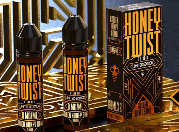 Honey Twist E-Liquid 60ML/120ML