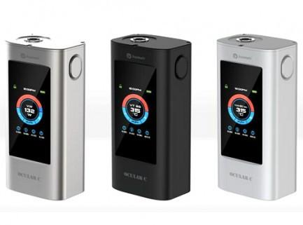 Joyetech OCULAR C Touch Screen 150W/200W TC Box Mod