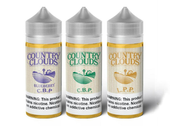 Country Clouds 100ML E-Juice