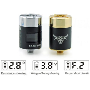 DOVPO Safe Link for Mechanical Mod and Atomizer - Vaporider