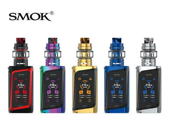 SMOK MORPH 219W Touch Screen TC Kit with TF Tank