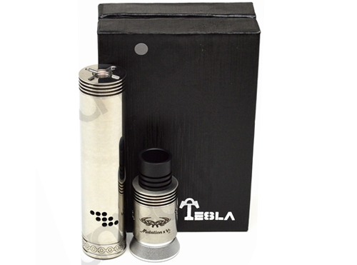 Mutation X V2 RDA + Mechanical Style Mod Set
