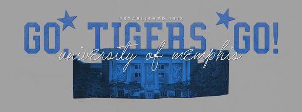 University of Memphis - T-shirt & Tanks