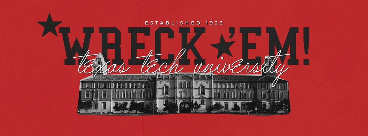 Texas Tech University - T-Shirts & Tanks