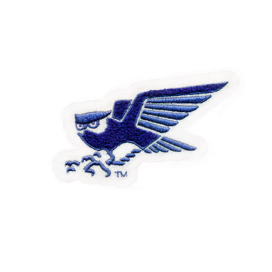 Rice University Vintage Wingspan Owl Chenille Patch