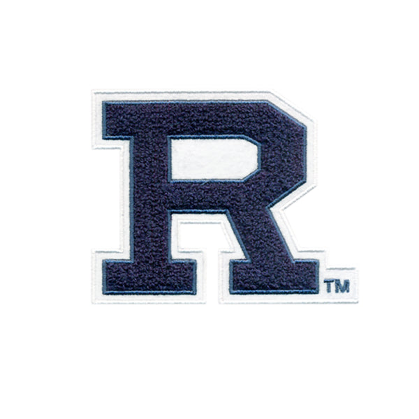 Rice University Vintage College Block R Chenille Patch