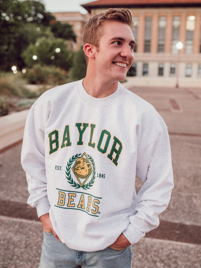 Baylor University Classic Sailor Bear Special Edition Sweatshirt