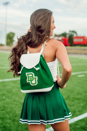 Baylor University Bears Vintage Chenille Mini-Backpack
