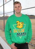 Baylor University Sailor Bear 80's Era Special Edition Sweatshirt