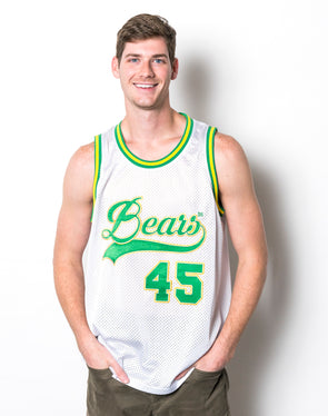 Baylor University Bears Classic Basketball Jersey
