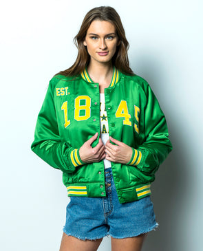 Baylor University Bears Vintage Replica Retro Bomber Jacket