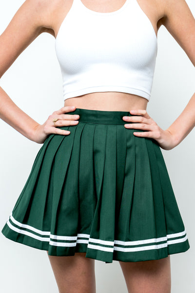 Gameday Skirt - Green
