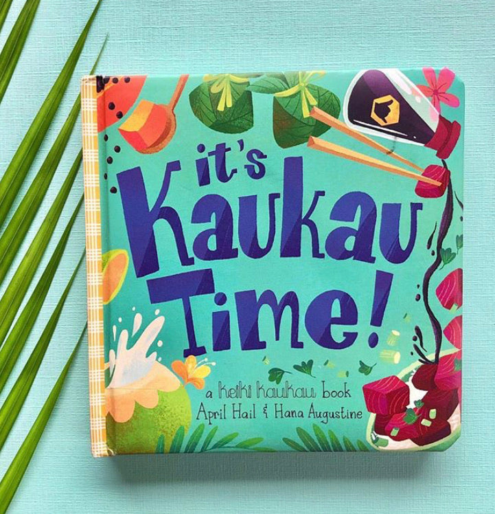 Kaukau time Book