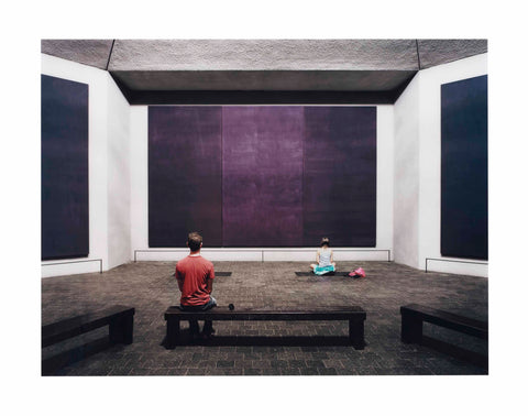 The Rothko Chapel is a spiritual space designed for any domination