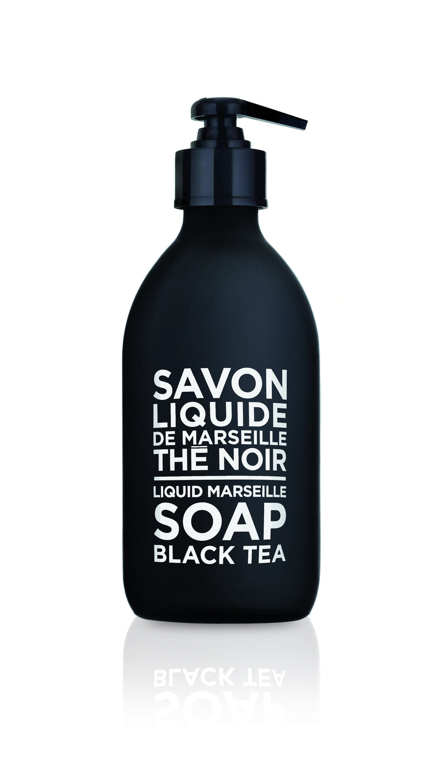 Marseille Liquid Soap - Black Tea