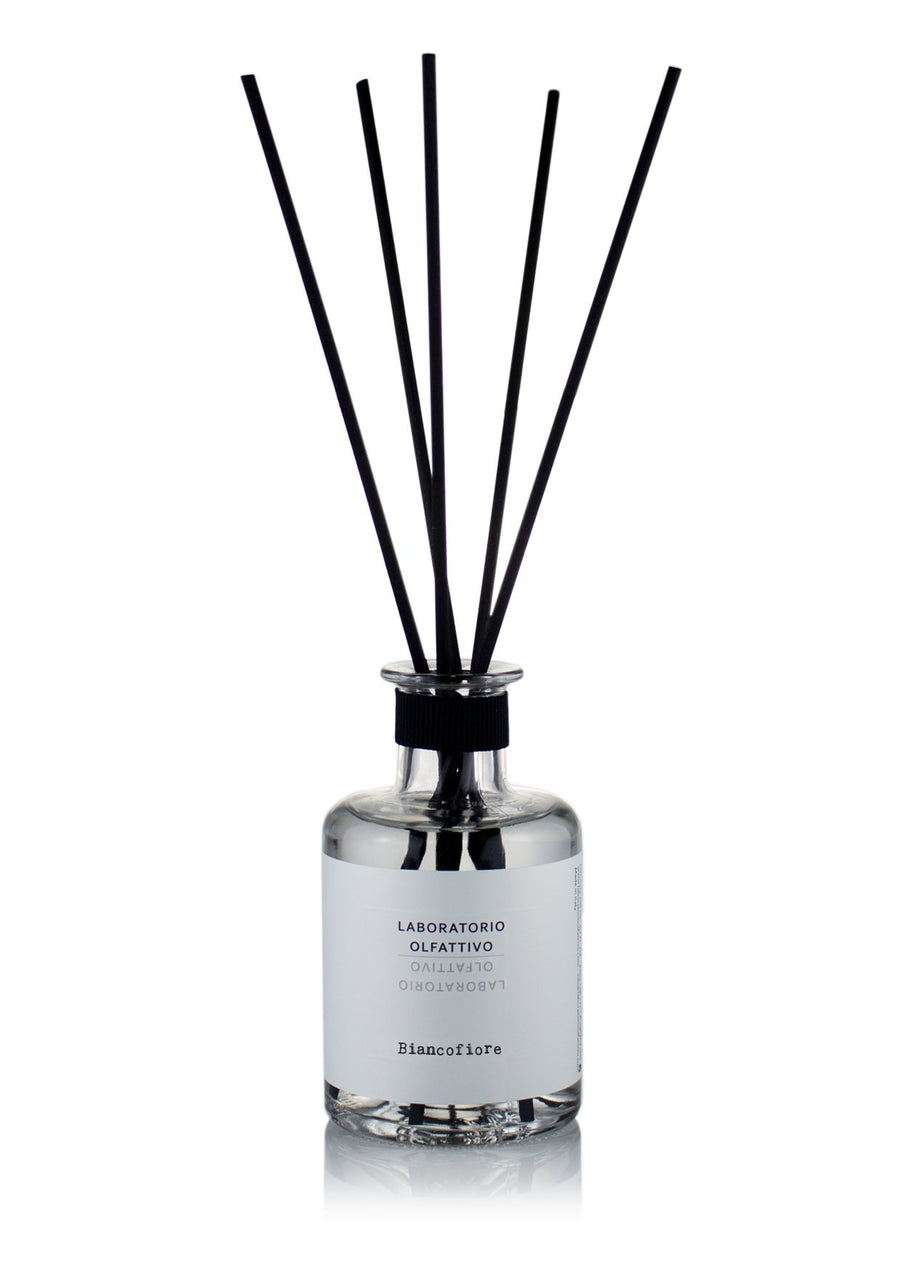 Biancofiore Fragrance Diffuser - sophisticated, delicate room scent of fruit, flowers and marine notes
