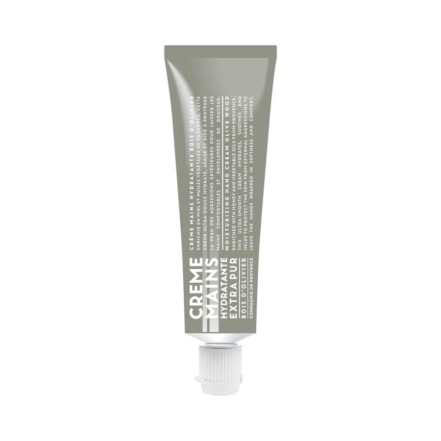 Compagnie de Provence Hand Cream - Olive Wood - Sun-warmed wood and citrus sparkle
