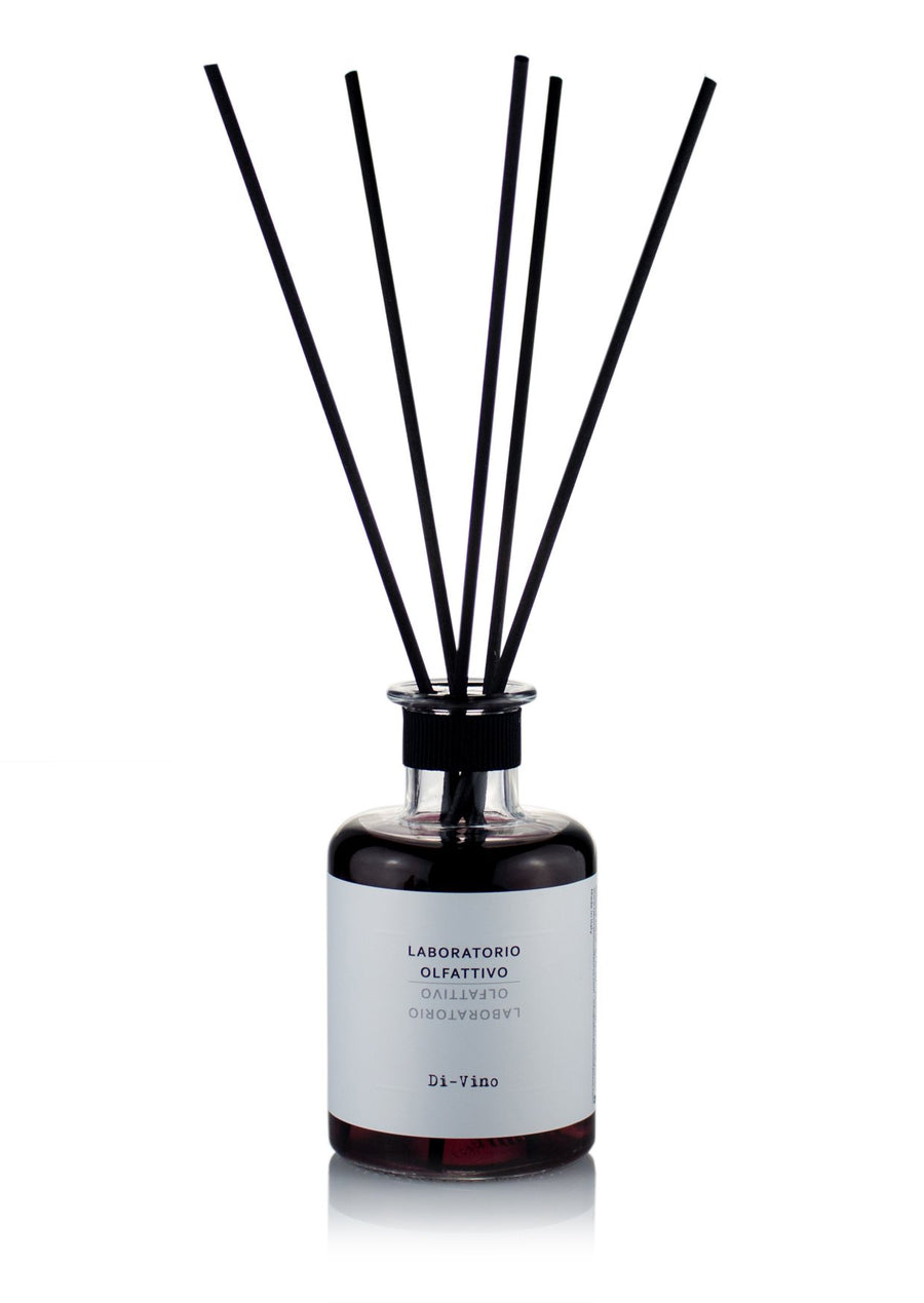 Di-Vino Fragrance Diffuser - elegant Italian room fragrance with a wine accord