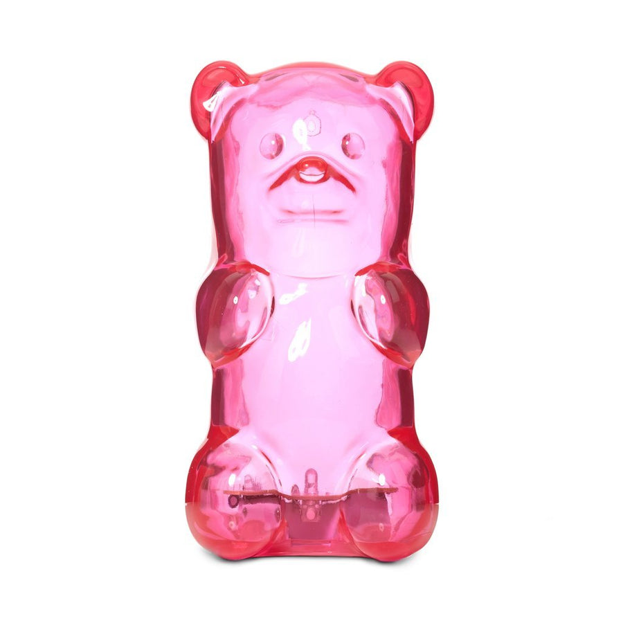 Gummy Light, Pink - a gummy bear nightlight that makes a cool, curated gift