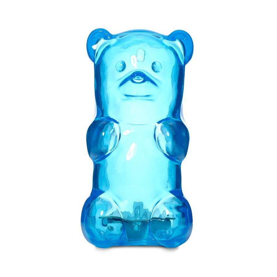 Gummy Light, Blue - a gummy bear nightlight that makes a cool, curated gift