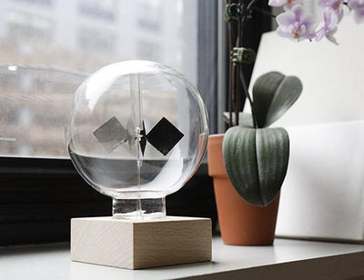 Solar Radiometer soothing and calming science gift