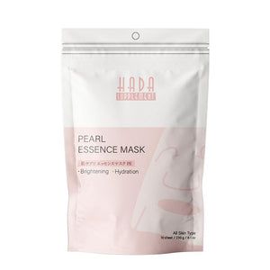 [HS520-B-0] Hada Supply Pearl  Essence Mask (10pcs/Unit) - Mitomo America