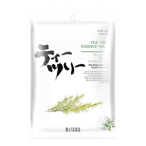 Tea Tree Japan Facial Essence Mask JP512-D-1