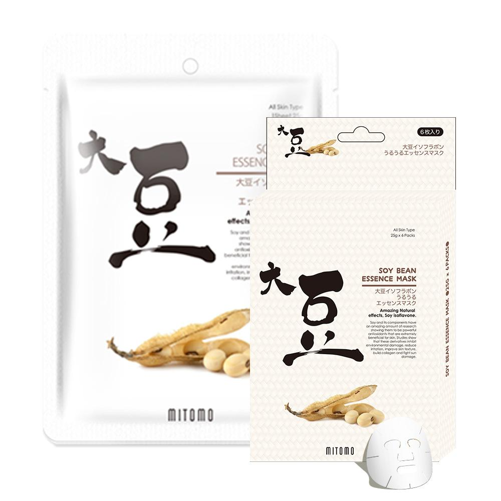 Soybean Japan Facial Essence Mask JP512-D-2