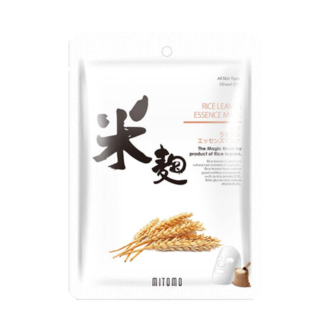 Rice Leaven Japan Facial Essence Mask JP512-E-4
