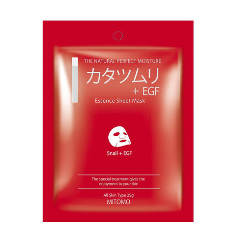 Snail + EGF Regeneration Japan Facial Essence Mask MC001-A-0