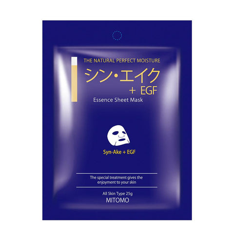 Syn-Ake + EGF Snowing Japan Facial Essence Mask MC001-A-3