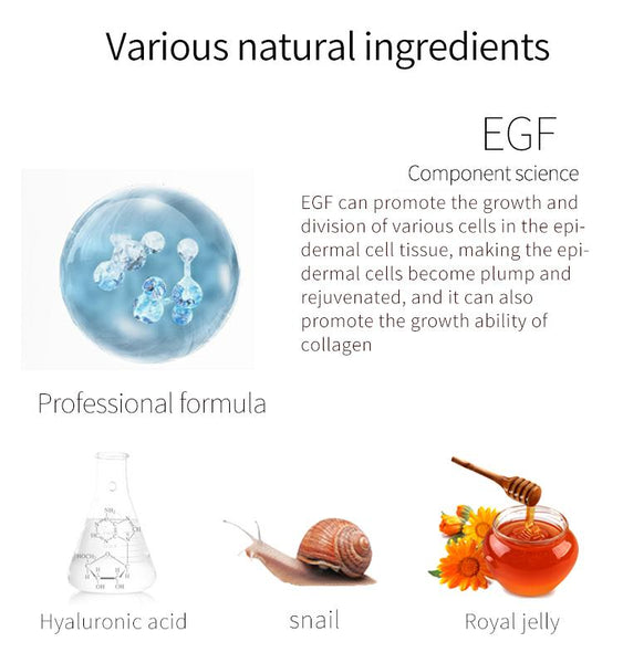 Snail + EGF Essence Eye & Check Japan Sheet Mask MC002-C-0