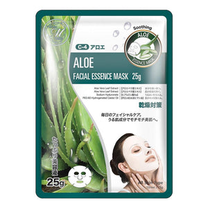 Natural Aloe Moisturizing Japan Facial Essence Mask MT512-C-4