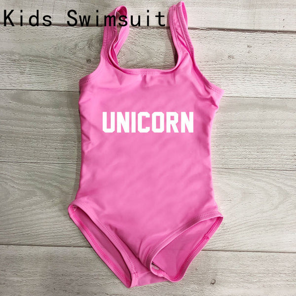 5a7ff88ec4bd9 Matching Mom and Daughter Unicorn Swimsuit - One Nautical Mile