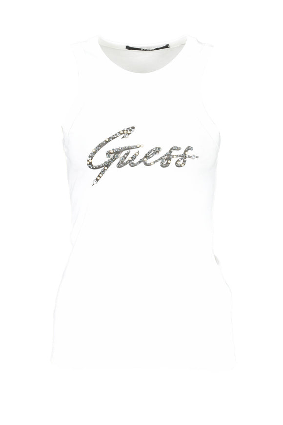 GUESS JEANS CANOTTA AMERICANA Donna