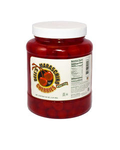 Dell's Maraschino Cherries without Stems, 64oz Jar