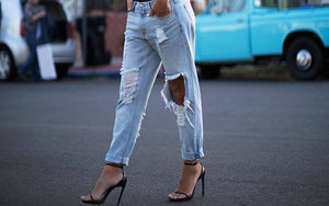 RIPPED JEANS 101