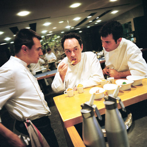 One day at el Bulli restaurant