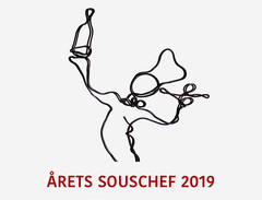 ÅRETS SOUSCHEF 2019 - Books for Cooks