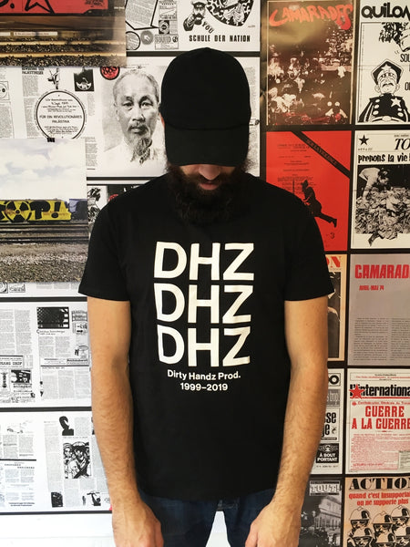 DHZ - T-shirt Triple