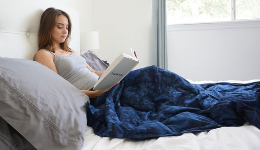 4 Tips to Help You Choose the Best Weighted Blanket for You