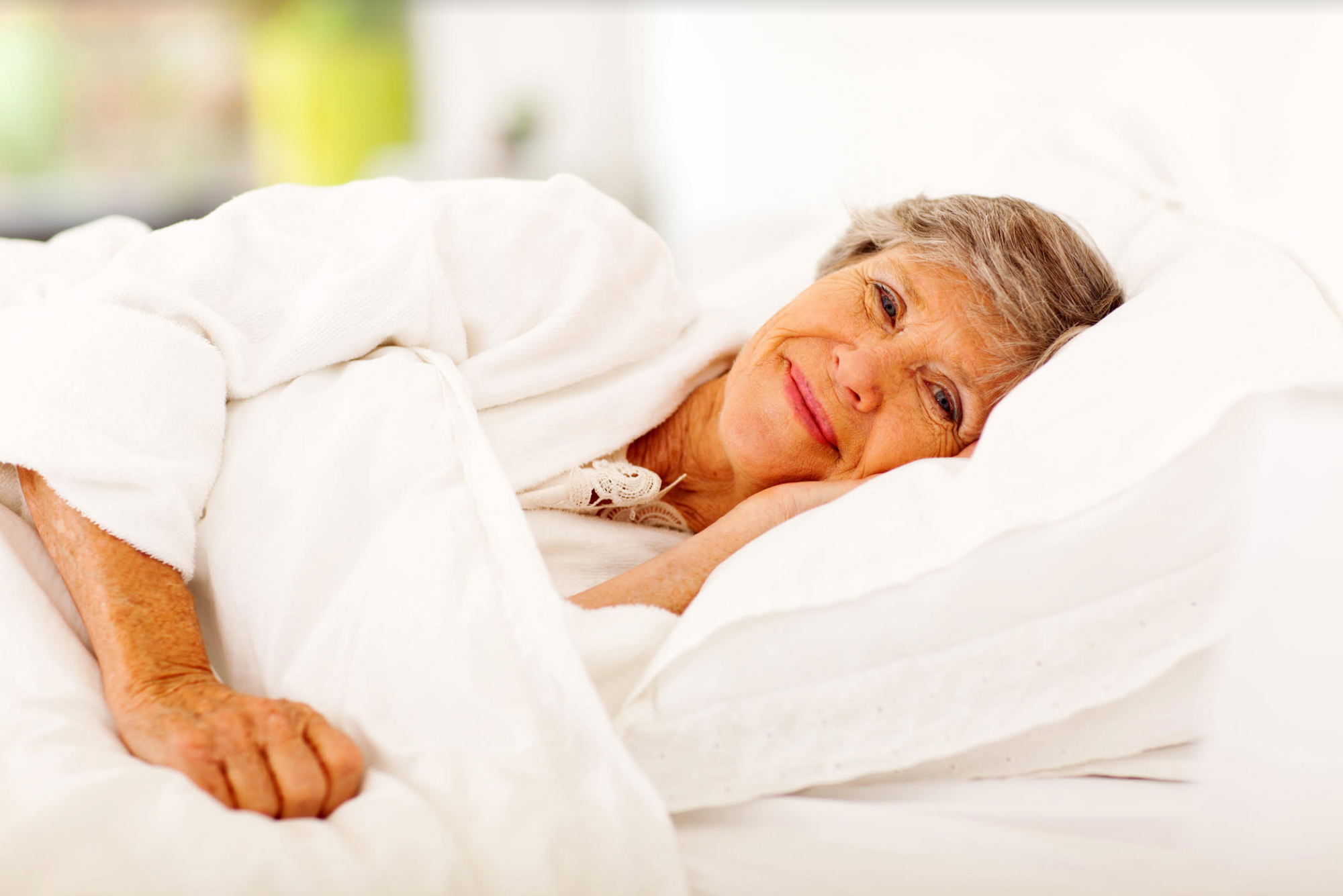 Senior Weighted Blankets: A Natural Sleep Aid for Older Adults