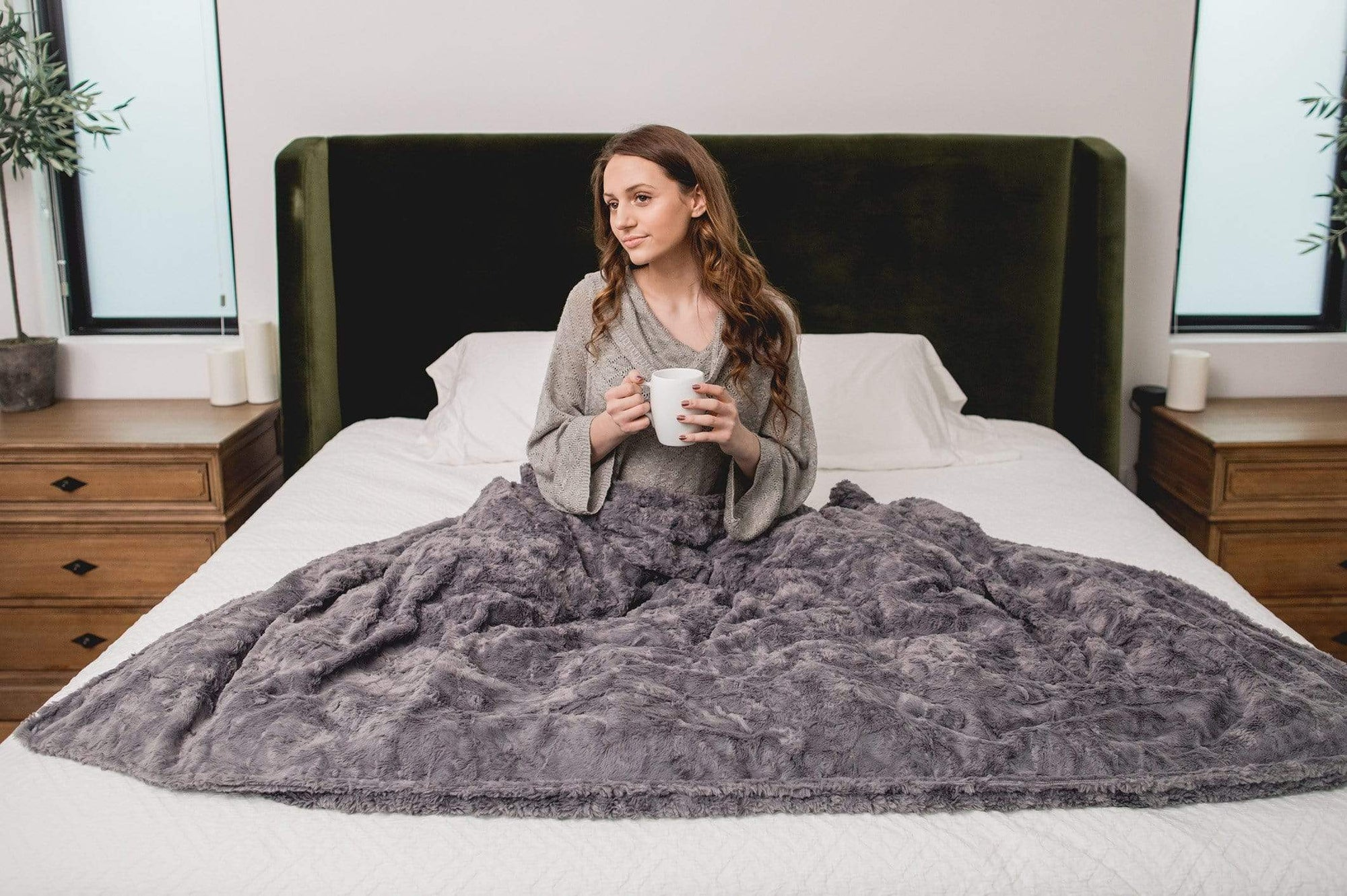 What does a Weighted Blanket Do? How Do They Work?