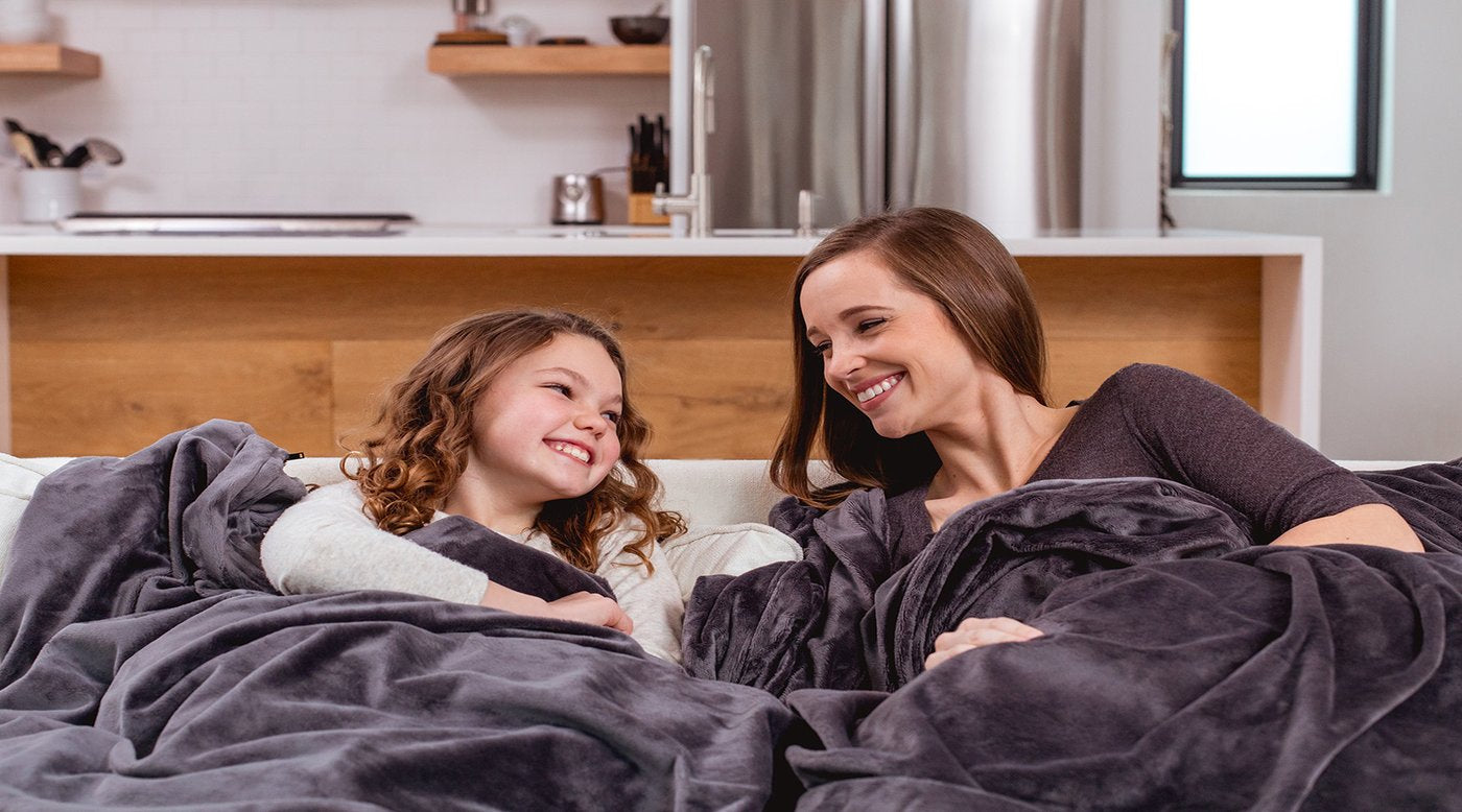 Learn how to wash a weighted blanket so that you and your family can continue to enjoy your favorite items.