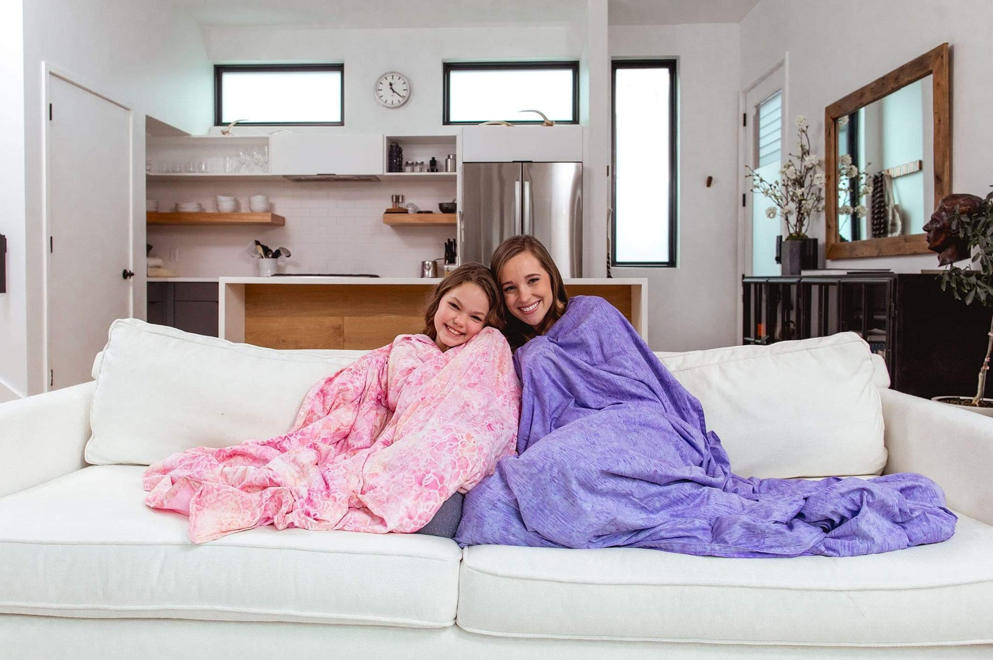 Why Everyone Needs a Weighted Blanket