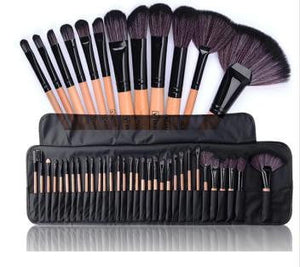 Professional Makeup Brushes 32 Pcs