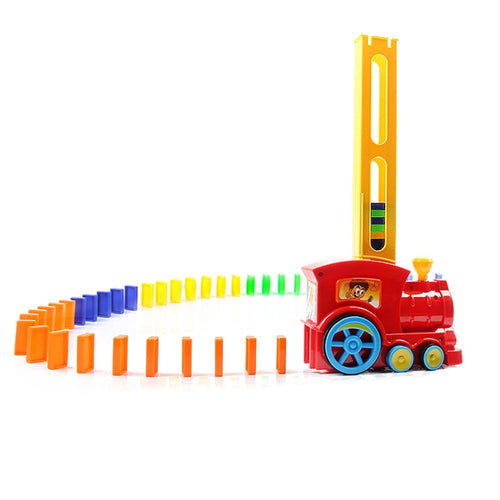 Domino Train Toy