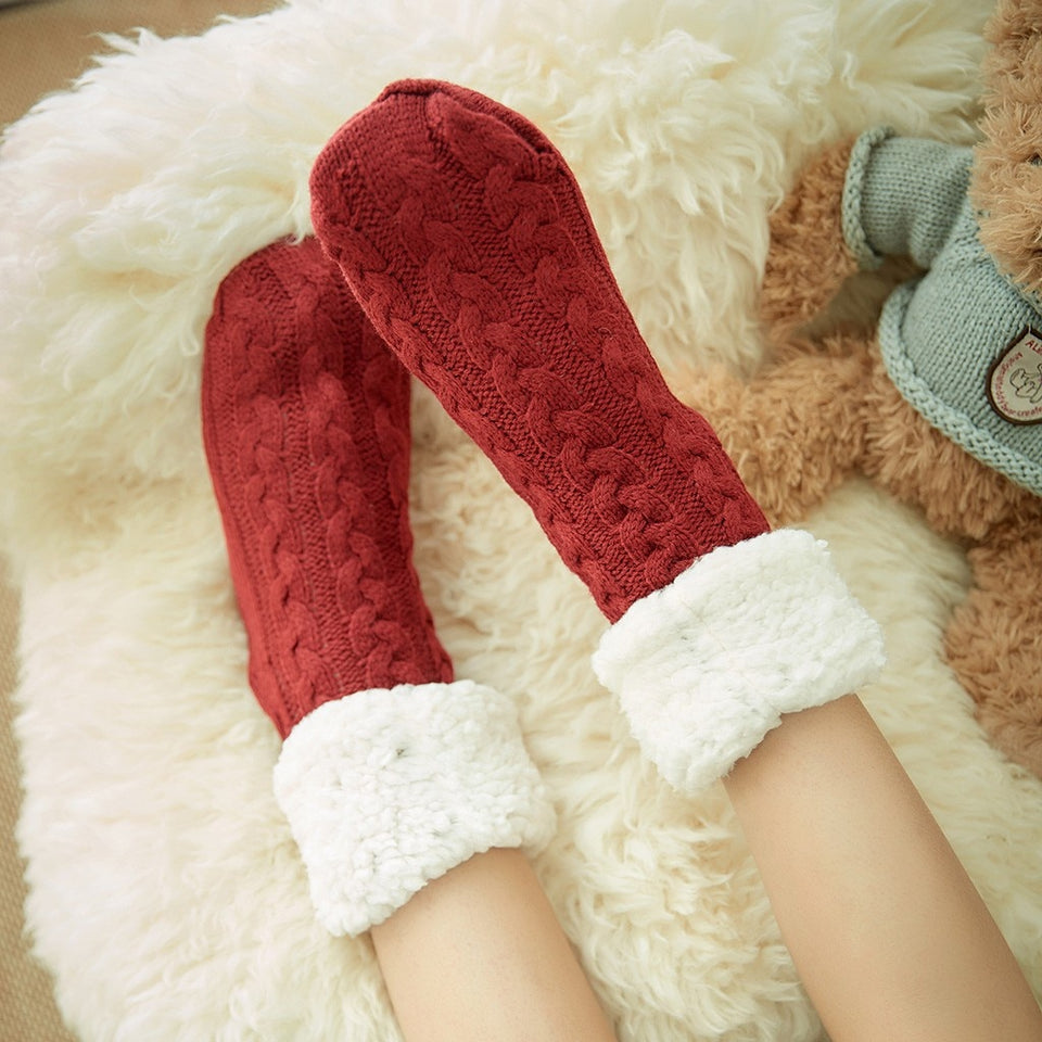 Fleece Warm Socks