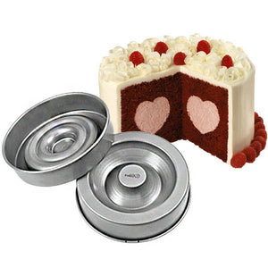 Heart Filling Cake Mold